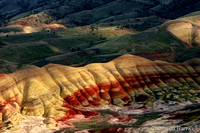 Light Across the Painted Hills